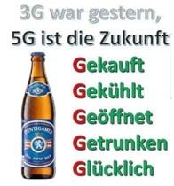 5G statt 3G