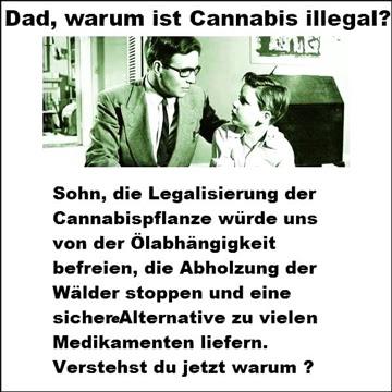 Warum ist Cannabis illegal?