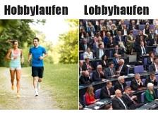 Hobbylaufen - Lobbyhaufen