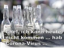 Corona-Virus & Chef