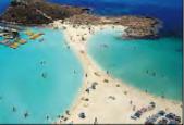 Strand bei Paphos, Zypern