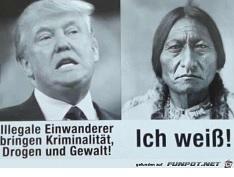 Trump und die illegalen Einwanderer